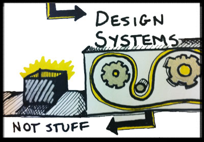 Design Systems, Not Stuff
